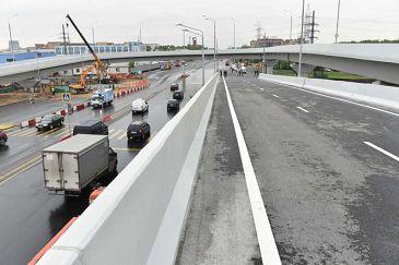 Началось строительство дороги между Калужским и Киевским шоссе