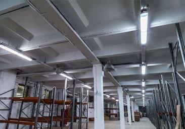 Требования к освещению производственных помещений