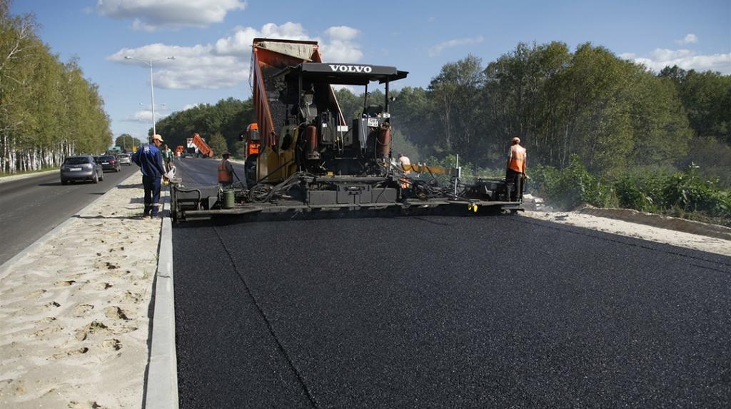 На наши склады проложены новые дороги